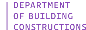 Department of Building Constructions